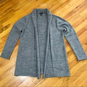Forever 21 XL Wool Open Cardigan
